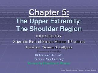 Chapter 5: The Upper Extremity: The Shoulder Region