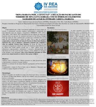 Autor: Anderson Lucas da Costa Pereira (UFOPA ); Orientadora : Prof. Msc . Carla Ramos (UFOPA)