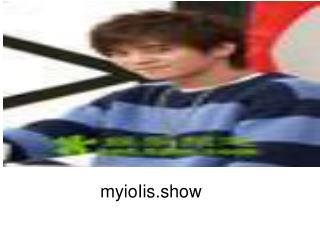 myioIis.show