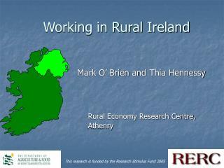 Working in Rural Ireland
