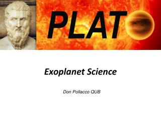 Exoplanet Science