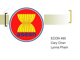 ECON 490 Cary Chan Lynna Pham