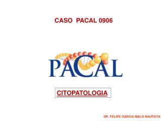 CASO PACAL 0906