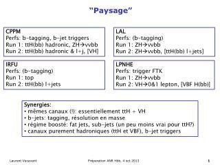 """""""Paysage"""""""