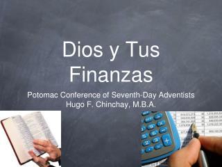 Dios y Tus Finanzas
