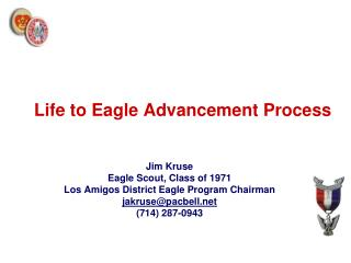 Life to Eagle Advancement Process