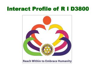 Interact Profile of R I D3800