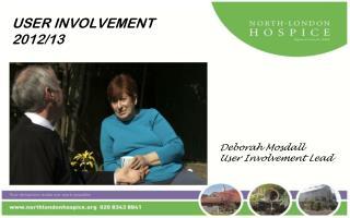 "USER INVOLVEMENT 2012/13 ""It's good to talk"""