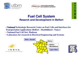 Fuel Cell System Resarch and Development in Belfort