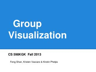 Group Visualization
