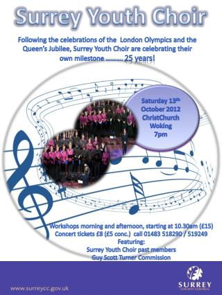 Surrey Youth Choir
