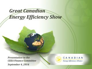 Great Canadian Energy Efficiency Show