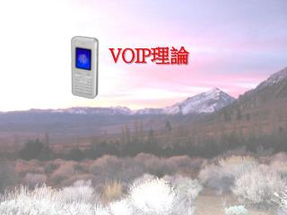 VOIP 理論