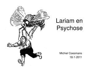 Lariam en Psychose