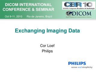 Exchanging Imaging Data