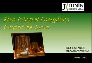 Plan Integral Energético Ciudad de Junin