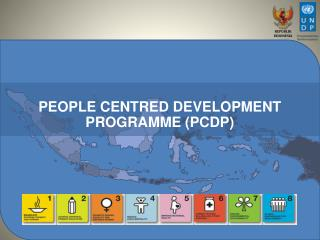 PEOPLE CENTRED DEVELOPMENT PROGRAMME (PCDP)