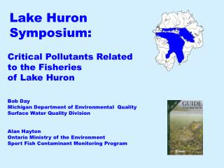 Lake Huron Symposium: