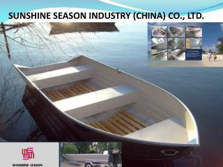 SUNSHINE SEASON INDUSTRY (CHINA) CO., LTD.