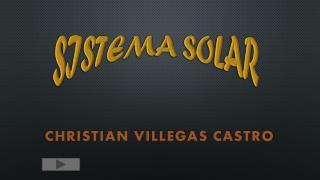 CHRISTIAN VILLEGAS CASTRO