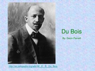 Du Bois