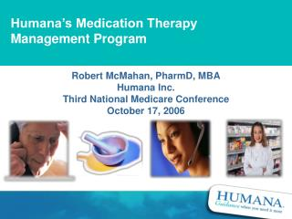 Humana's Medication Therapy Management Program