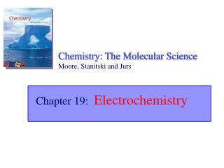Chapter 19: Electrochemistry