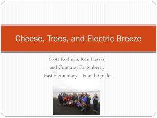 Cheese, Trees, and Electric Breeze
