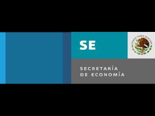 La Manifestación de Impacto Regulatorio Luis Fernando Rosas Yáñez