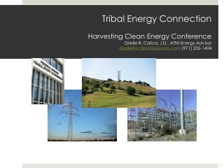 Energy Development for Tribes
