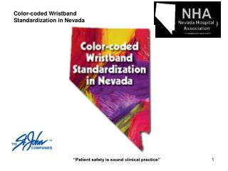 Color-coded Wristband Standardization in Nevada