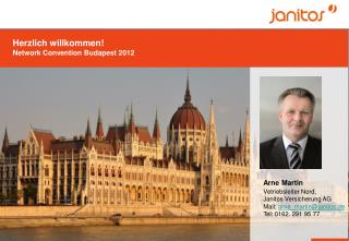Herzlich willkommen! Network Convention Budapest 2012