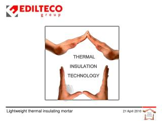 THERMAL INSULATION TECHNOLOGY