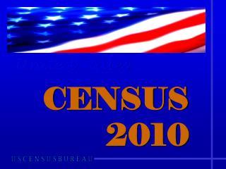 United States CENSUS 2010