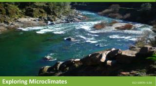 Exploring Microclimates