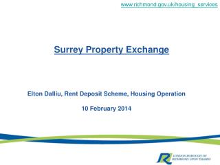 Surrey Property Exchange
