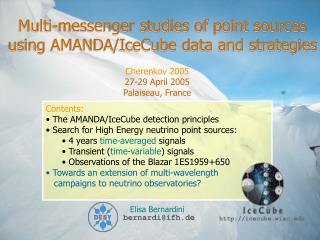 Multi-messenger studies of point sources using AMANDA/IceCube data and strategies