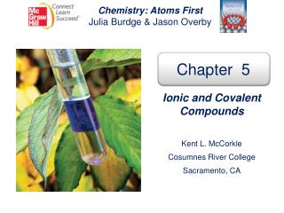 Chemistry: Atoms First Julia Burdge & Jason Overby