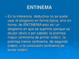 ENTINEMA