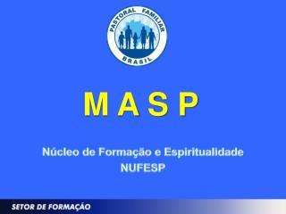 Núcleo de Formação e Espiritualidade NUFESP