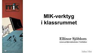 Ellinor Sjöblom