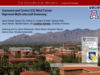Arizona's First University.