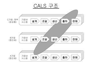 CALS 구조