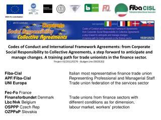 With EU contribution
