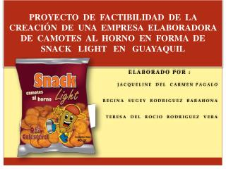 Elaborado por : JACQUELINE DEL CARMEN PAGALO REGINA SUGEY RODRIGUEZ BARAHONA