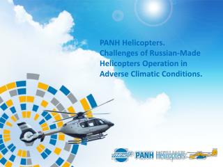 PANH Helicopters.
