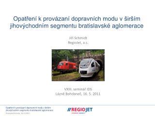 VXIII. seminář IDS Lázně Bohdaneč , 16. 5. 2011