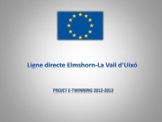 Ligne directe Elmshorn -La Vall d'Uixó