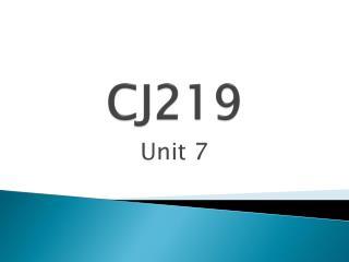 CJ219