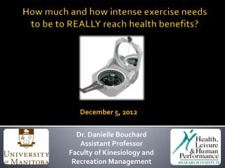 How much and how intense exercise needs to be to REALLY reach health benefits?
